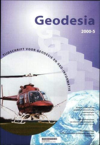 (NGT) Geodesia 2000-05-01