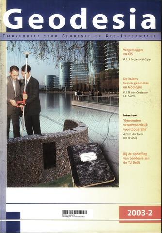 (NGT) Geodesia 2003-02-01