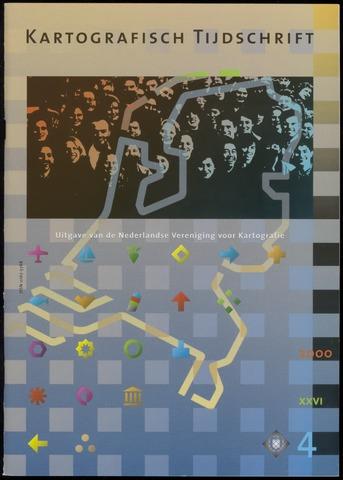 Kartografisch Tijdschrift 2000-10-01