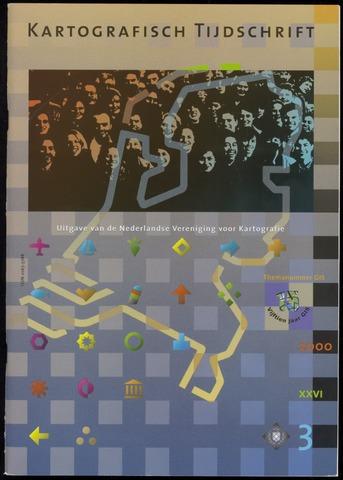Kartografisch Tijdschrift 2000-07-01