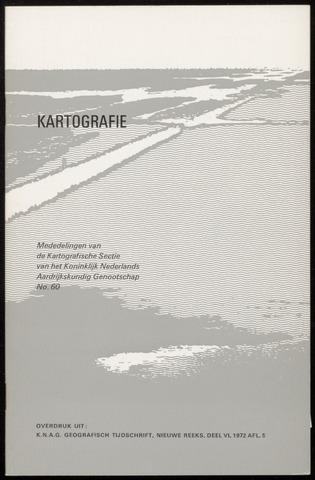 Kartografie 1972-10-01