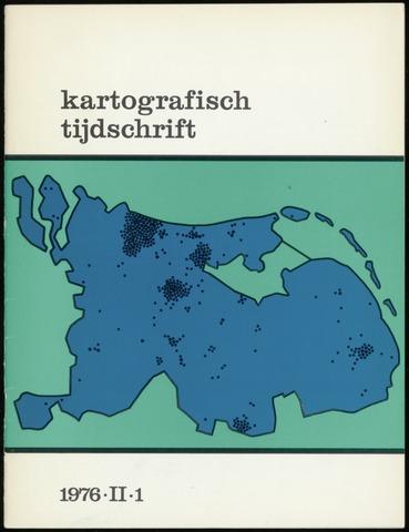 Kartografisch Tijdschrift 1976