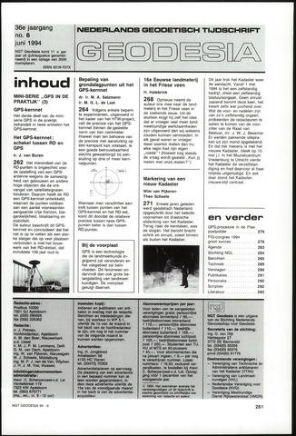 (NGT) Geodesia 1994-06-01
