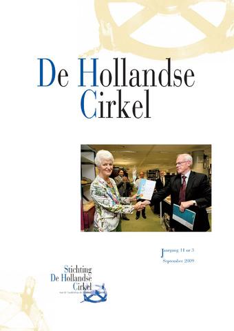 De Hollandse Cirkel (DHC) 2009-09-01