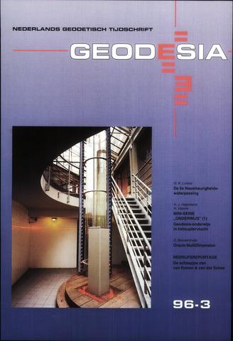 (NGT) Geodesia 1996-03-01