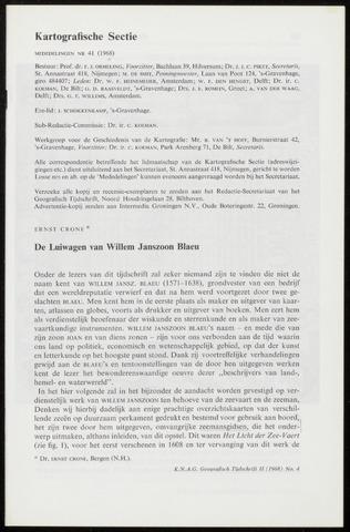 Kartografie 1968-10-01