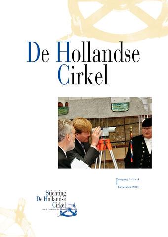 De Hollandse Cirkel (DHC) 2010-12-01