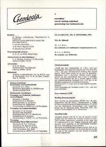 (NGT) Geodesia 1970-09-01