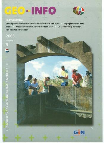 Geo-Info 2005-04-01