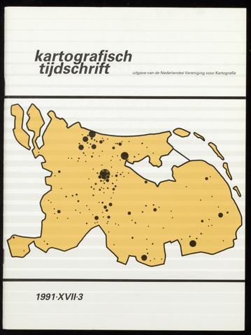 Kartografisch Tijdschrift 1991-07-01