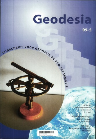 (NGT) Geodesia 1999-05-01