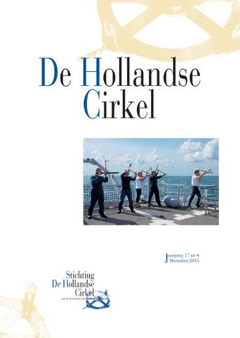 De Hollandse Cirkel (DHC) 2015-12-01