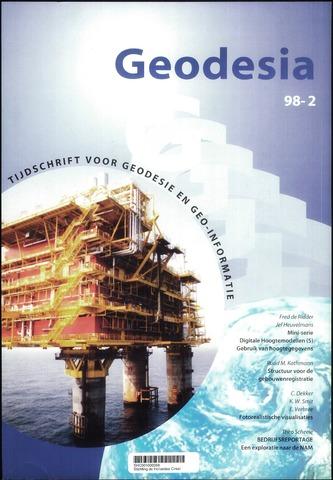 (NGT) Geodesia 1998-02-01