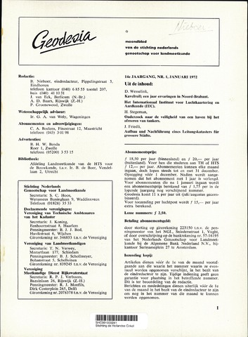 (NGT) Geodesia 1972-01-01