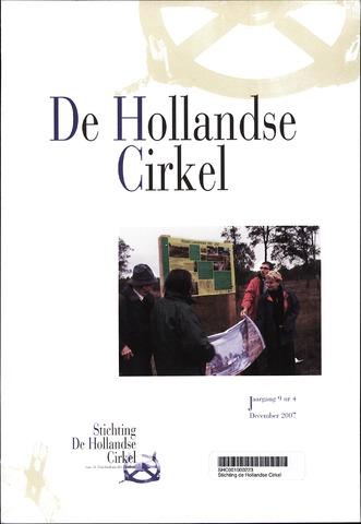 De Hollandse Cirkel (DHC) 2007-12-01