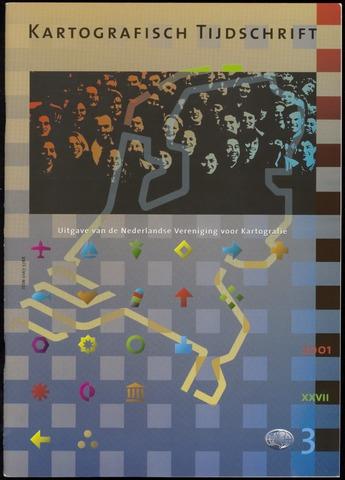Kartografisch Tijdschrift 2001-07-01