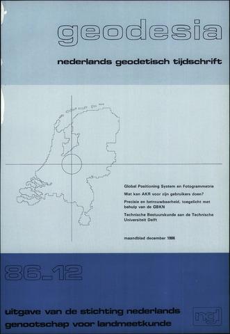 (NGT) Geodesia 1986-12-01