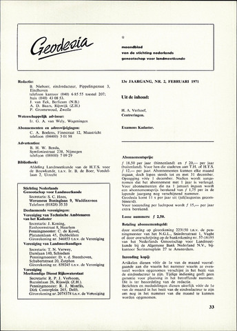 (NGT) Geodesia 1971-02-01