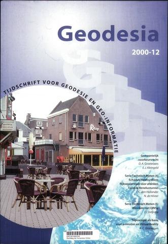 (NGT) Geodesia 2000-12-01