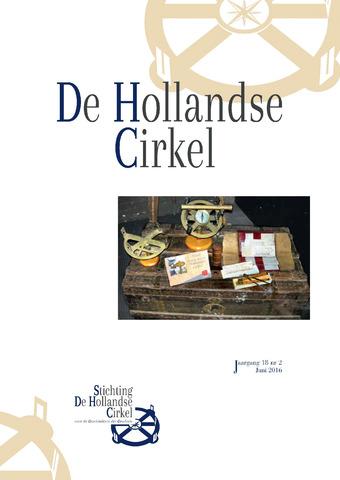 De Hollandse Cirkel (DHC) 2016-06-01