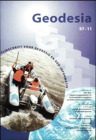 (NGT) Geodesia 1997-11-01