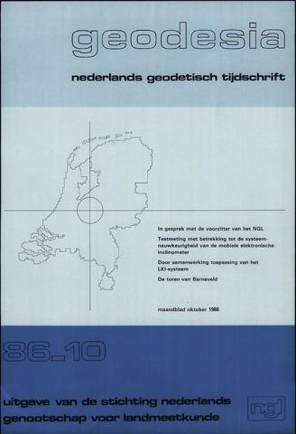 (NGT) Geodesia 1986-10-01