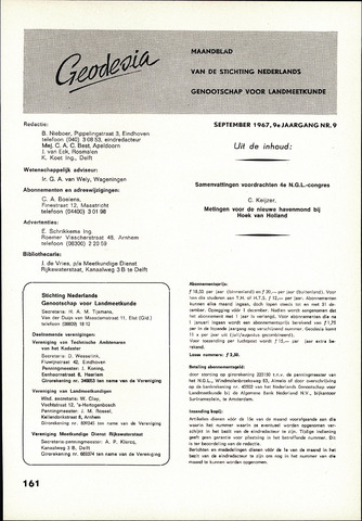 (NGT) Geodesia 1967-09-01