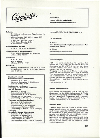 (NGT) Geodesia 1972-12-01