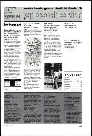 (NGT) Geodesia 1990-06-01