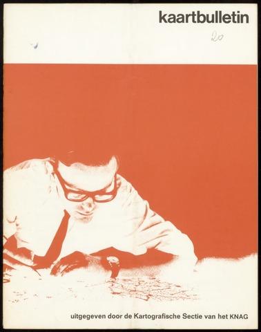 Kaartbulletin 1969-06-01