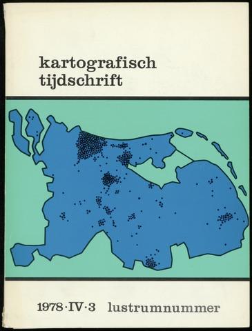 Kartografisch Tijdschrift 1978-07-01