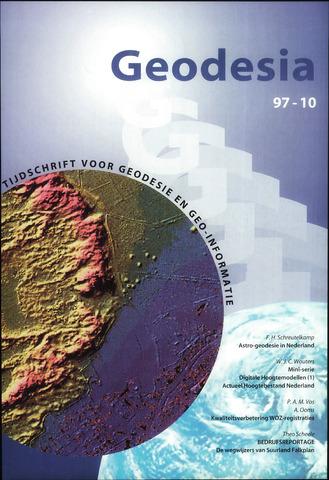 (NGT) Geodesia 1997-10-01