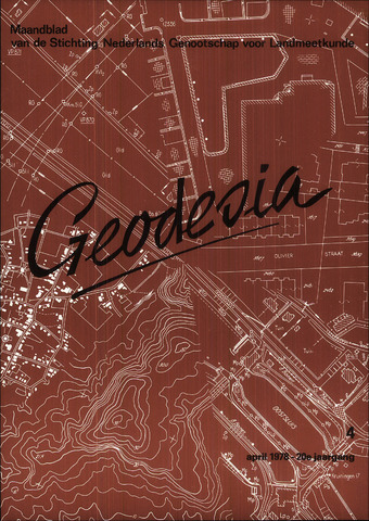 (NGT) Geodesia 1978-04-01