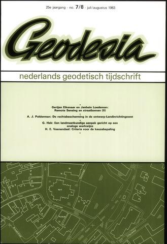 (NGT) Geodesia 1983-07-01
