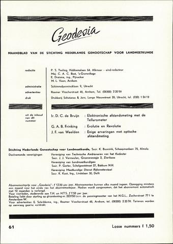 (NGT) Geodesia 1960-04-01