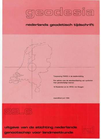 (NGT) Geodesia 1989-07-01