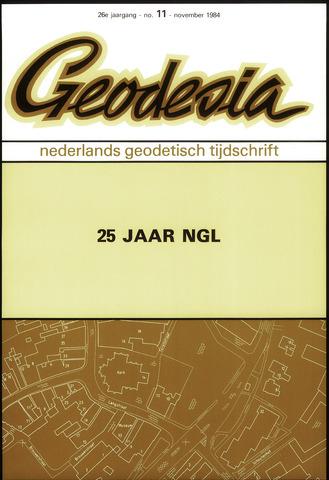 (NGT) Geodesia 1984-11-01