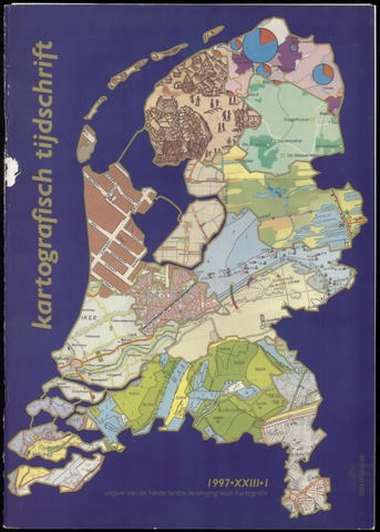 Kartografisch Tijdschrift 1997
