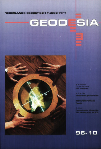 (NGT) Geodesia 1996-10-01