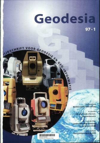 (NGT) Geodesia 1997-01-01
