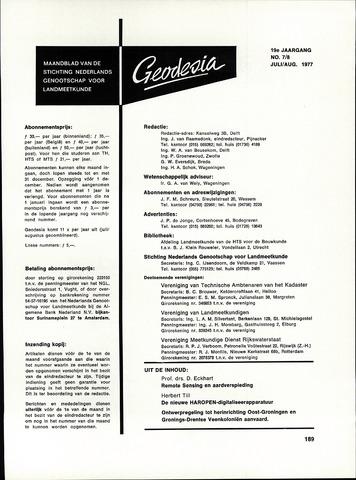 (NGT) Geodesia 1977-07-01