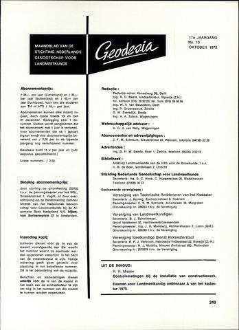 (NGT) Geodesia 1975-10-01