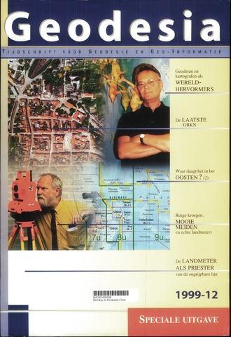(NGT) Geodesia 1999-12-01