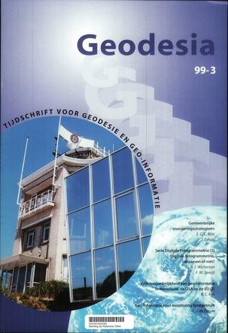 (NGT) Geodesia 1999-03-01