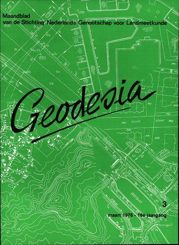(NGT) Geodesia 1976-03-01