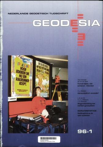 (NGT) Geodesia 1996-01-01