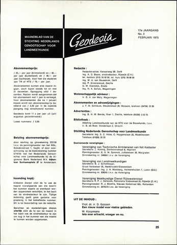 (NGT) Geodesia 1975-02-01