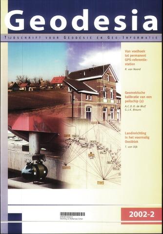 (NGT) Geodesia 2002-02-01