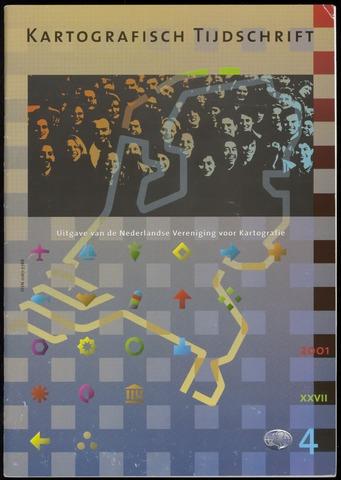 Kartografisch Tijdschrift 2001-10-01