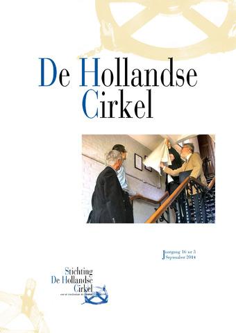De Hollandse Cirkel (DHC) 2014-09-01